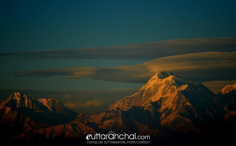 great himalayas great view