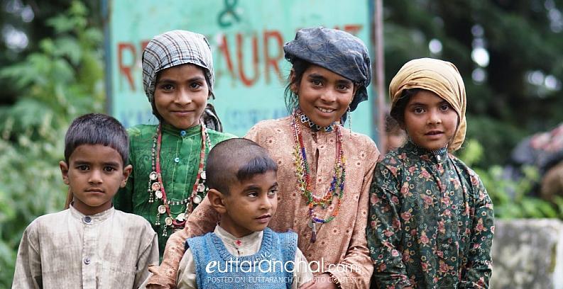 Mountain Children
