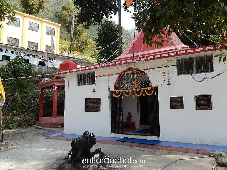 Champeshwar mahadev Temple
