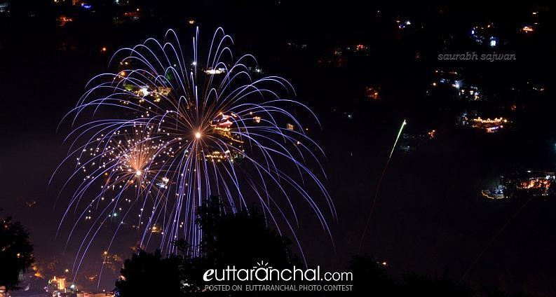 Colors of Diwali