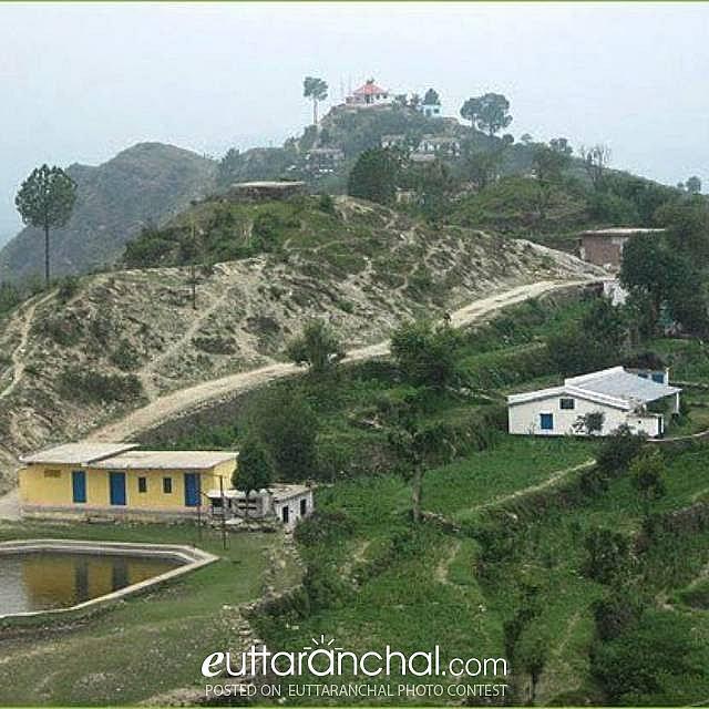 My village Bajan, Almora