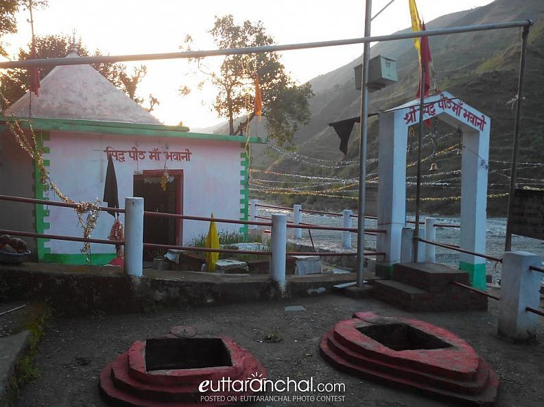 bhawani devi temple