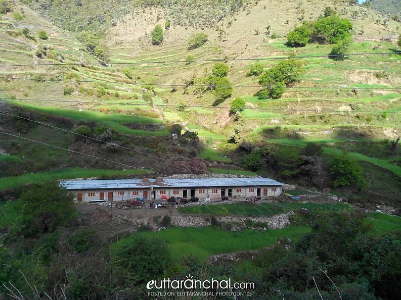 a house of Marar village