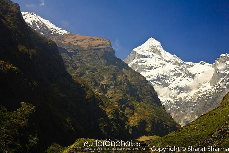 Badrinath Peak