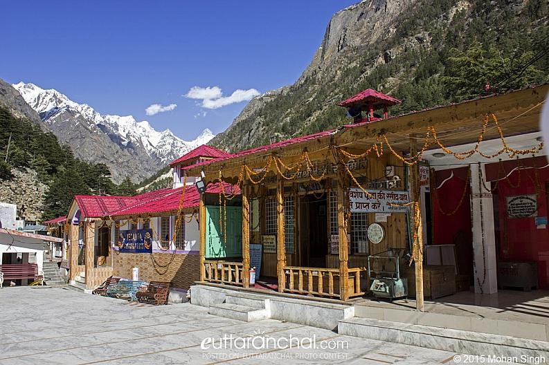 Gangotri Temple!