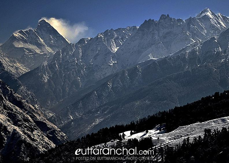 Nanda Devi from Auli