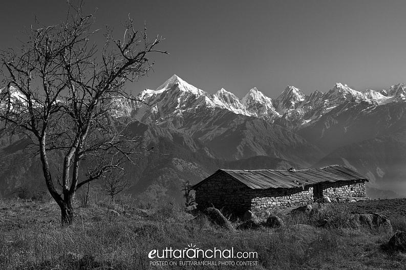 Paanch chuli peak