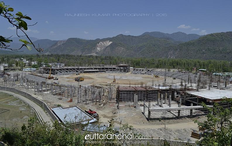 Rajiv Gandhi International Cricket Stadium – Dehradun Uttarakhand