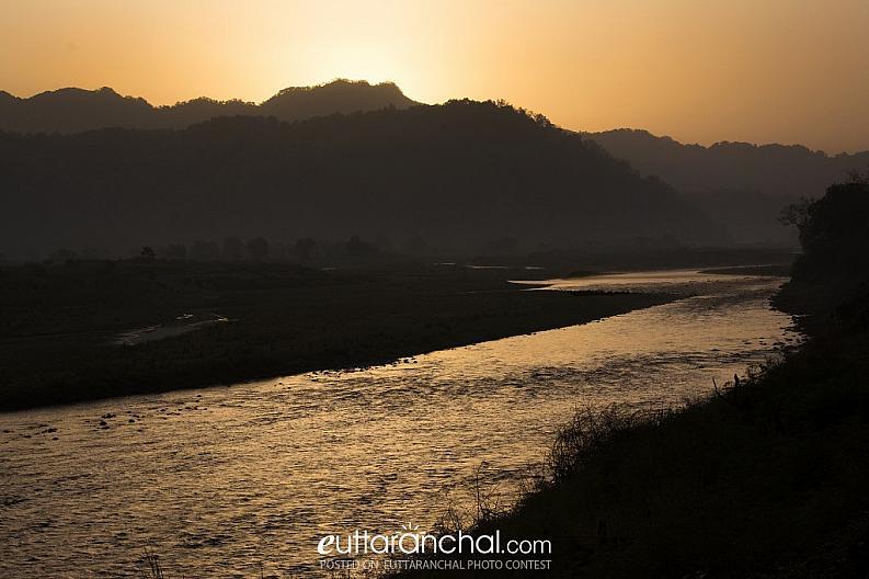 Ram Ganga River