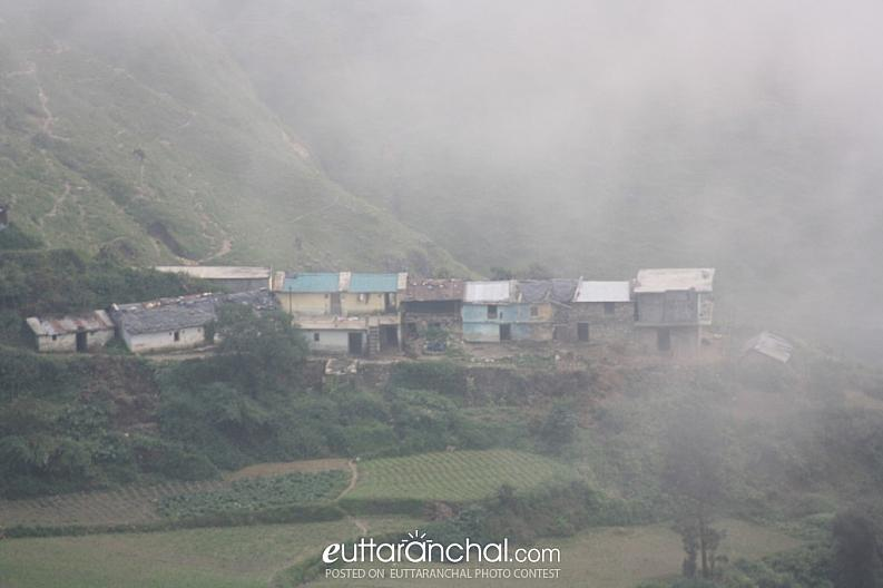 villages from Garhwal