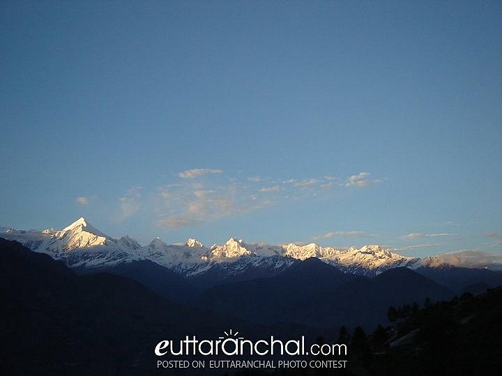 HILLS OF NANDA DEVI