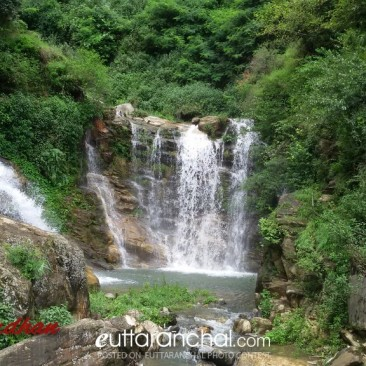 Waterfalls near Barkot