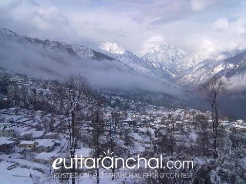 Snow Town Munsyari, Pithoragarh