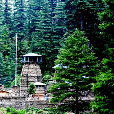 ABODE OF GODS IN THE LAP OF DIVINE MOTHER NATURE