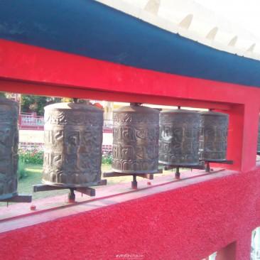 Path of Peace, Buddha Temple, Dehradun