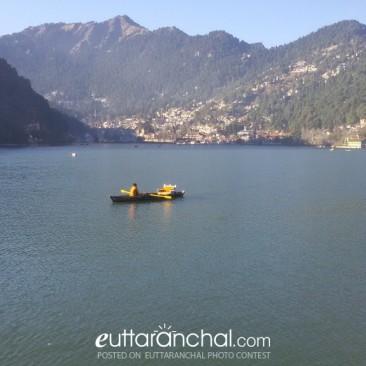 Amazing View of Nainital