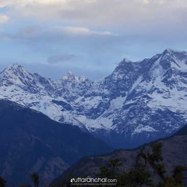 The Mighty Chaukhamba