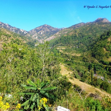 Beautiful Valley of Jeolikote