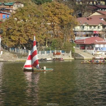 naintal lake