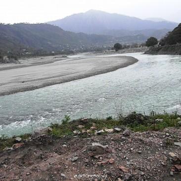 River Alaknanda near Chamoli
