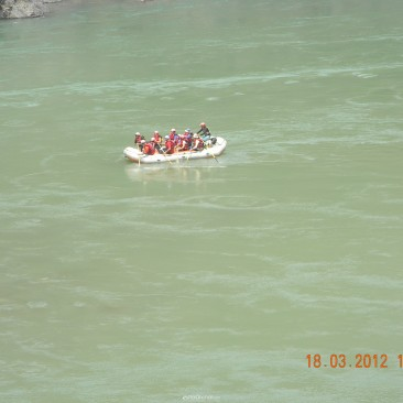 Adventure in the Ganges