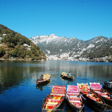 Fascinating Naini-lake