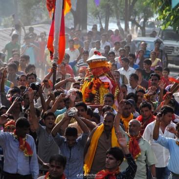 Nada Devi Raajjat yarta on it's way to Nandkeshri