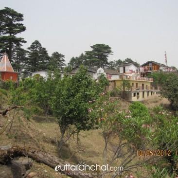 Gorakhnath Temple near Champawat