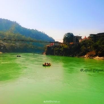 The Green Ganga