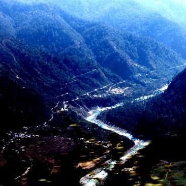 Maithana Distt Chamoli Alaknanda River