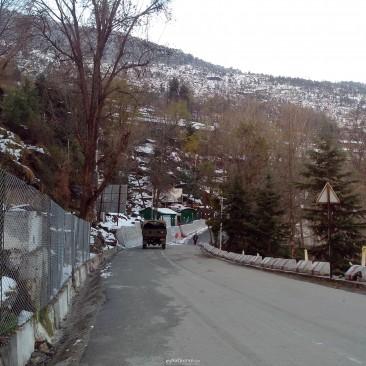 Valley in hands of  ITBP