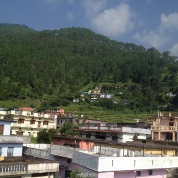 Development in Uttarakhand