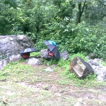 Rainy season of uttarakhand