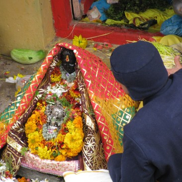 Goddess Mata Murti