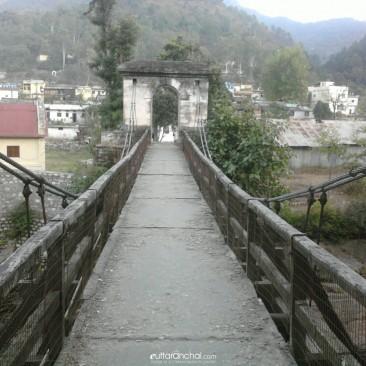 Old Bridge over Ramganga