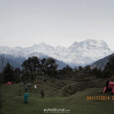 Deoriatal, near Chopta