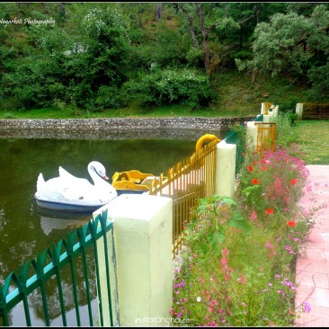 Mysterious Lake- Rani Jheel