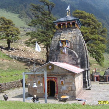 Madmaheswar temple