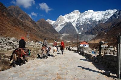 Sirsendu Gayen_Way to Kedarnath Temple