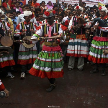 Choliya Dance