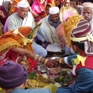 Kumaoni Marriage Ceremony