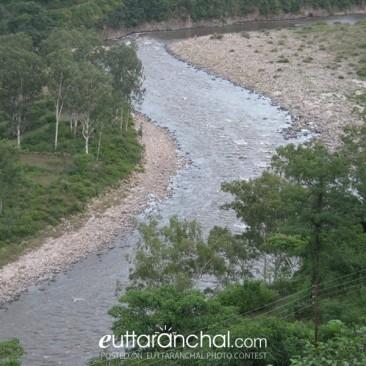 Ram Ganga River (Garh)