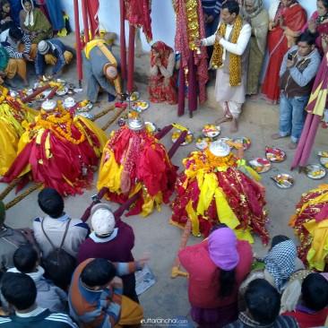 Ansuya Mela at Mandal, Chamoli