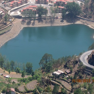 khurpa Taal one of seven jewels in Nanital