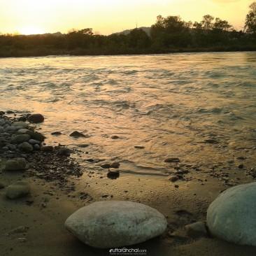 SHINING WATER OF THE GANGA!!