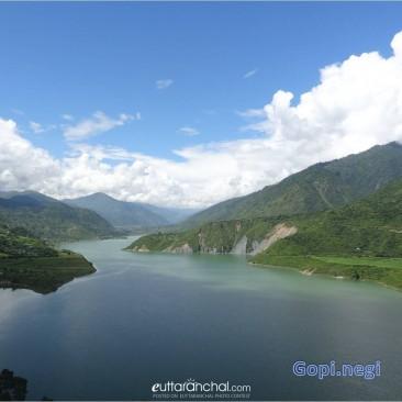 tehri lake