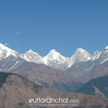 Panchachuli – The Magnificent Five