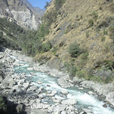The Goriganga River