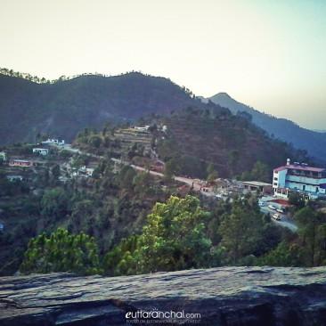 Ghum village