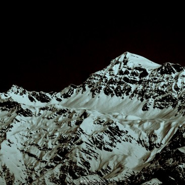 The mighty Himalayas